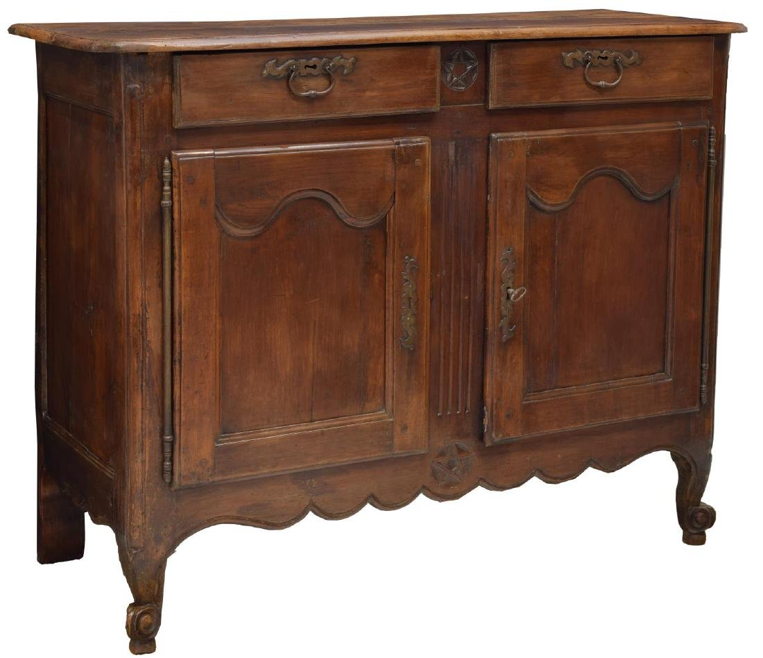 FRENCH LOUIS XV 18TH C. SIDEBOARD