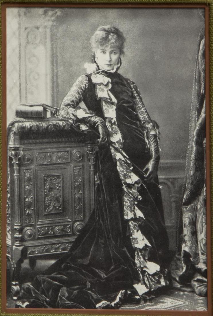 1911 AUTOGRAPH, SARAH BERNHARDT (1844-1923) - 3