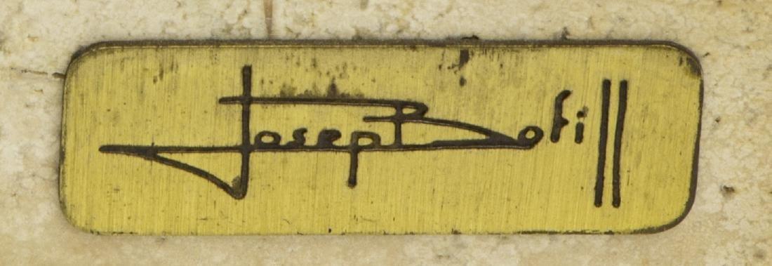 JOSEPH BOFILL (SPAIN, B.1942) BRONZE SCULPTURE - 4