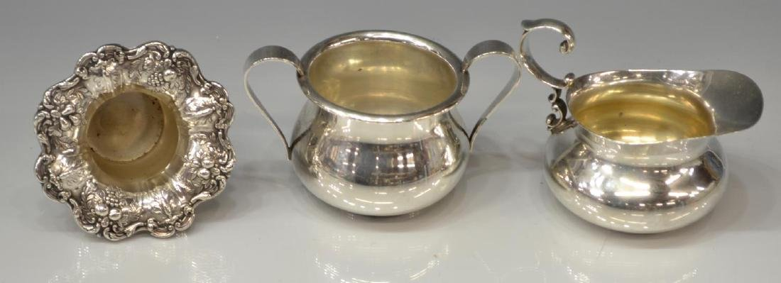 (6) COLLECTION OF STERLING SILVER TABLEWARE - 2