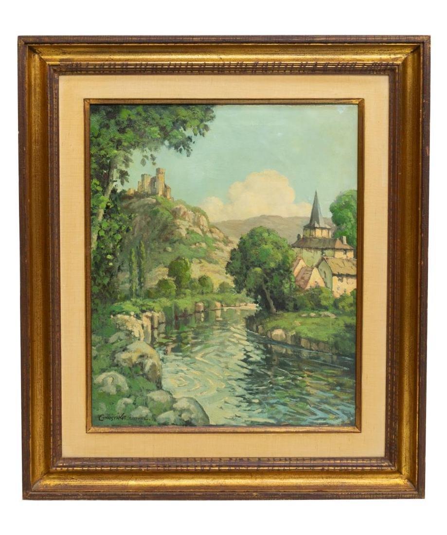 CONSTANT DUVAL (1877-1956), LANDSCAPE
