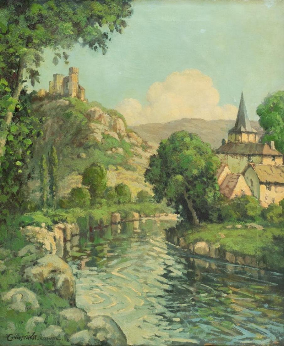 CONSTANT DUVAL (1877-1956), LANDSCAPE - 2
