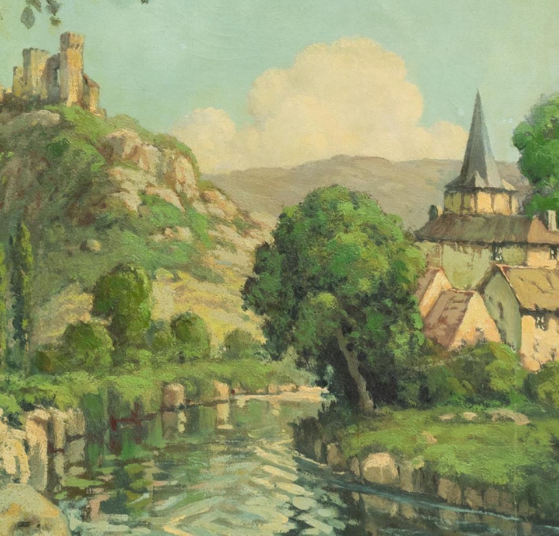 CONSTANT DUVAL (1877-1956), LANDSCAPE - 3