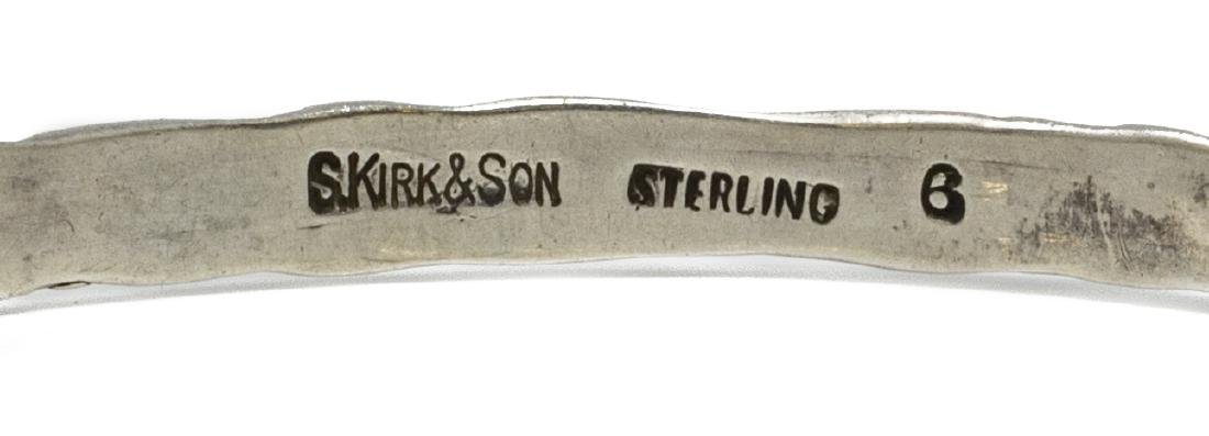 (6) S. KIRK & SON STERLING SILVER JEWELRY - 4
