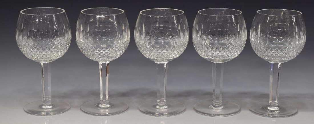 (9) WATERFORD LISMORE & COLLEEN STEMWARE GROUP - 2
