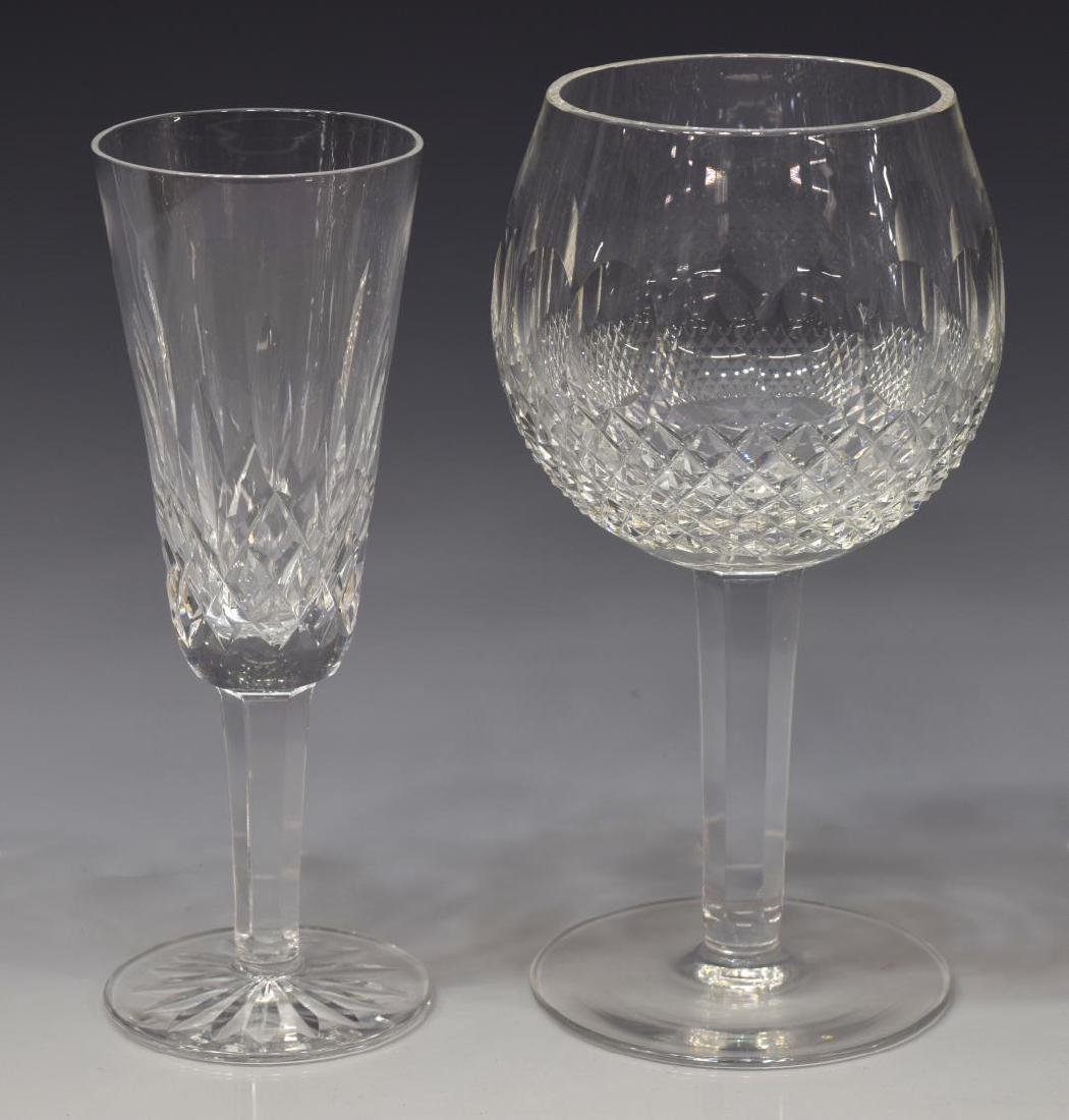 (9) WATERFORD LISMORE & COLLEEN STEMWARE GROUP - 4