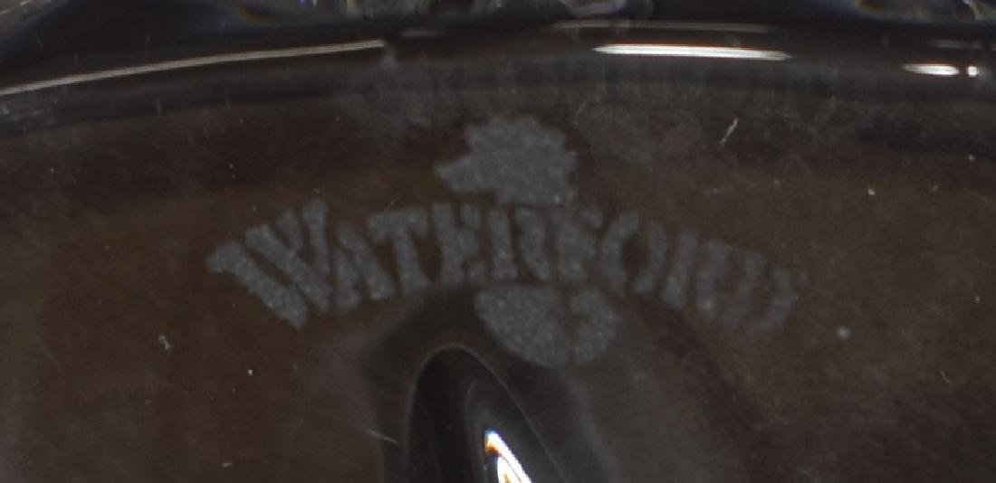 (8) WATERFORD CUT CRYSTAL TABLEWARE, LISMORE - 5
