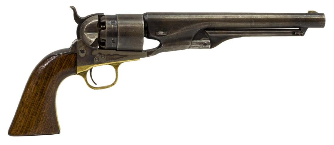 COLT 1860 ARMY REVOLVER - 3