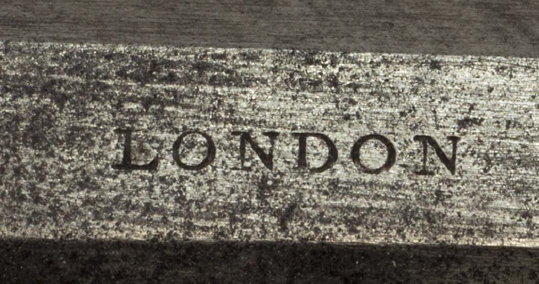 TWIGG FLINTLOCK PISTOL, LONDON - 6