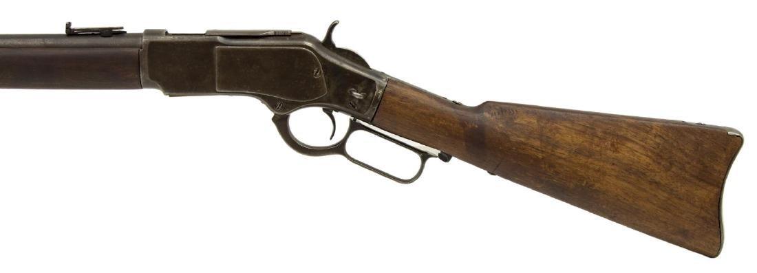 1873 WINCHESTER SADDLE RING CARBINE, ANTIQUE