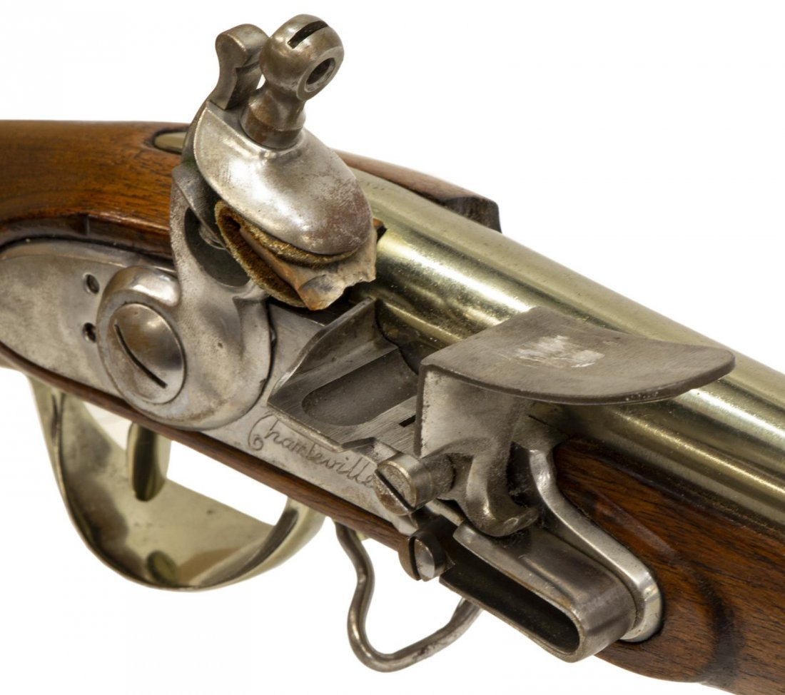 NAVY ARMS CHARLEVILLE FLINTLOCK REPRODUCTION RIFLE - 10