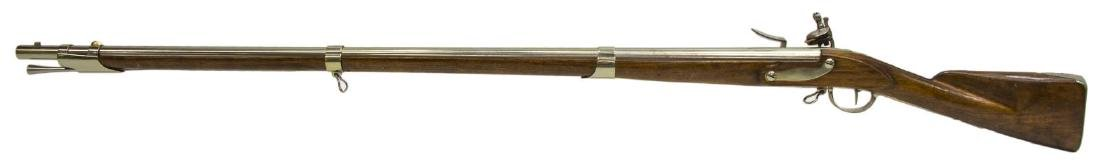 NAVY ARMS CHARLEVILLE FLINTLOCK REPRODUCTION RIFLE - 3