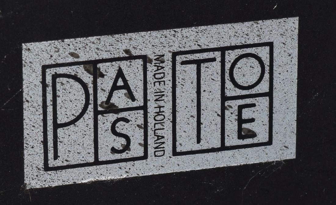 PASTOE MID-CENTURY MODERN TAMBOUR SIDEBOARD - 3