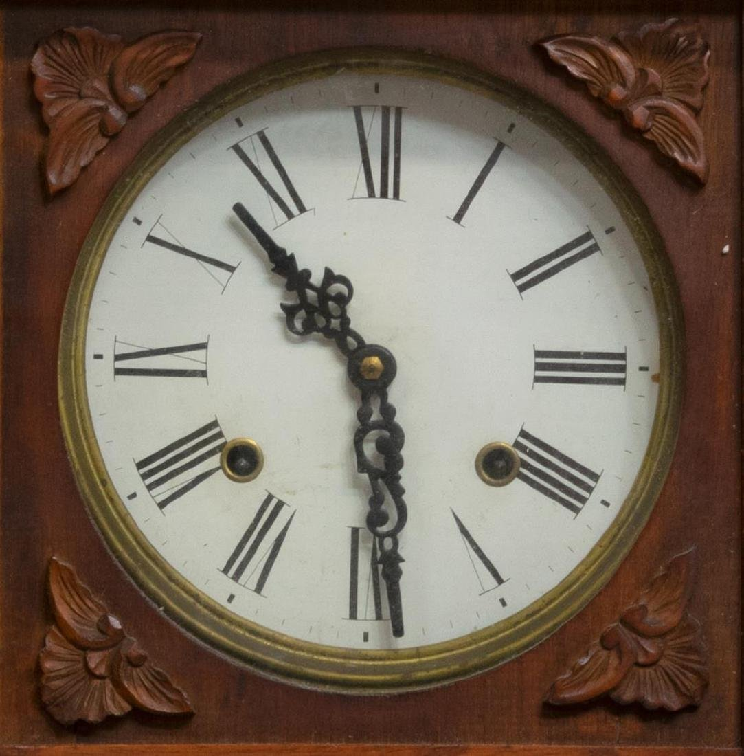 CONTINENTAL REGULATOR WALL CLOCK - 2
