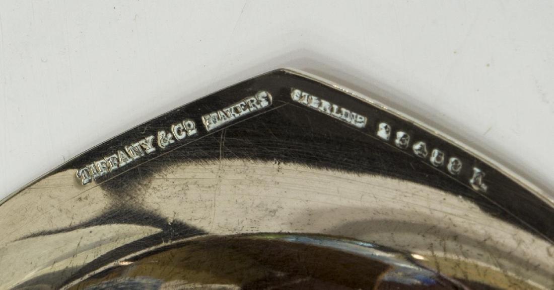 (4) STERLING SILVER TENNIS PRESENTATION TROPHIES - 5