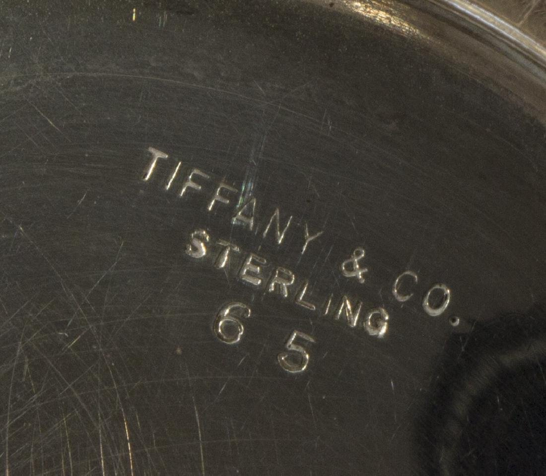 (4) STERLING SILVER TENNIS PRESENTATION TROPHIES - 6