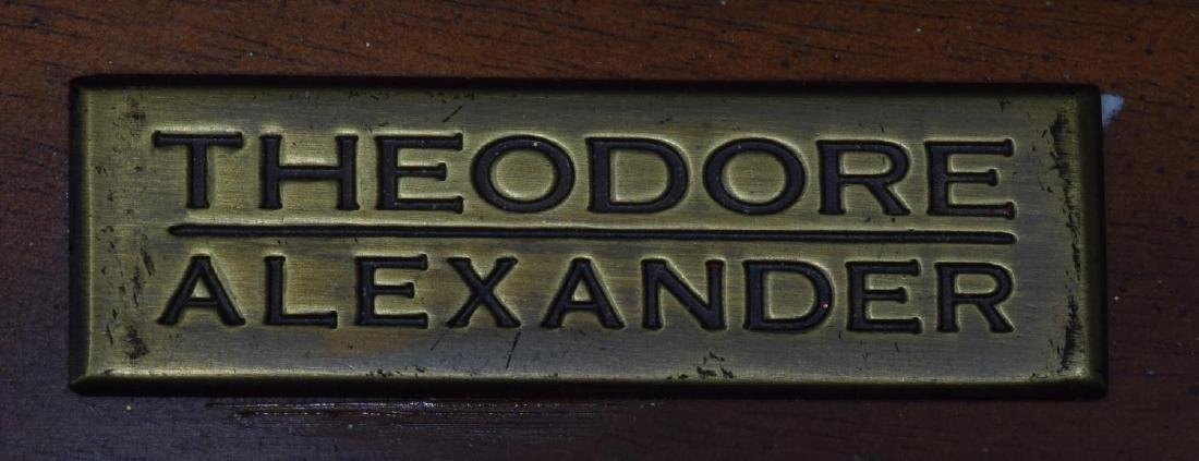 THEODORE ALEXANDER LOUIS XVI STYLE WRITING DESK - 4