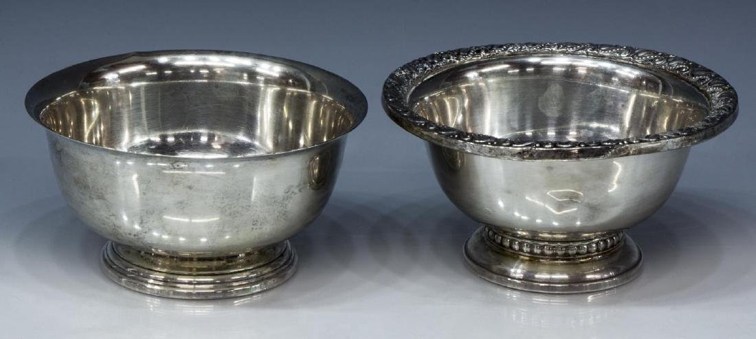 (7) COLLECTION OF STERLING SILVER TABLEWARE - 3