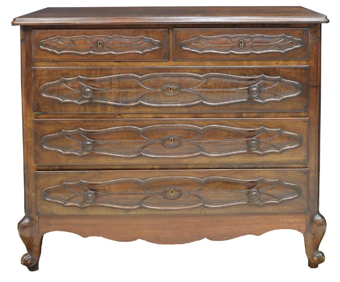 ARGENTINIAN LOUIS XV STYLE COMMODE - 2