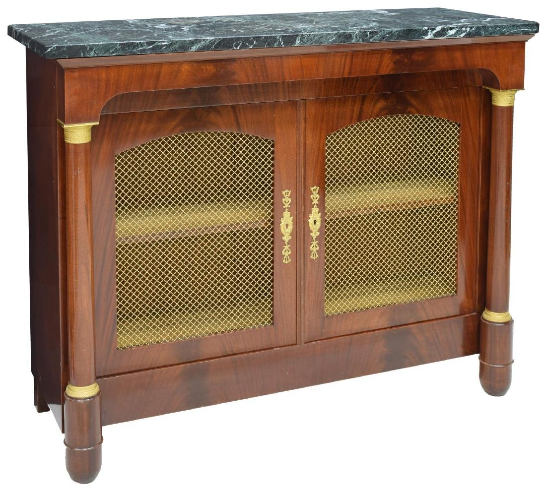 FRENCH EMPIRE STYLE SIDEBOARD