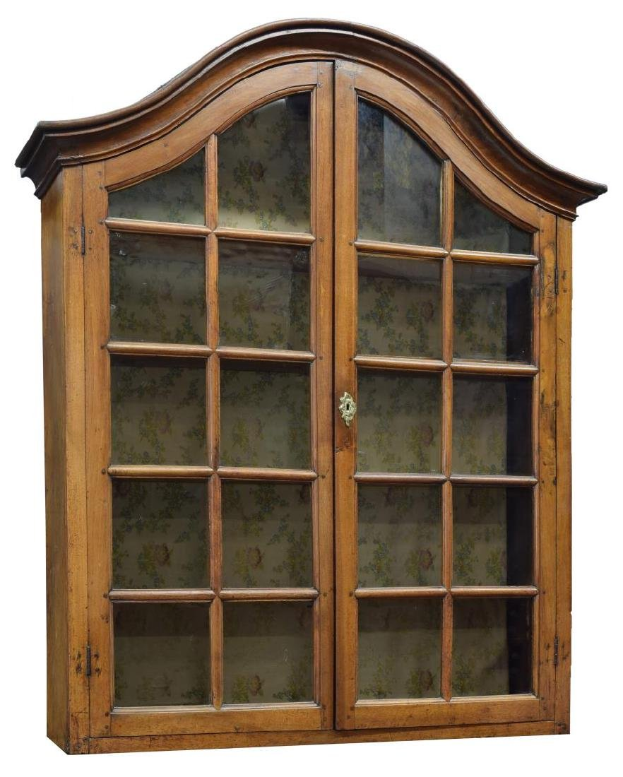 FRENCH HANGING / TABLE TOP GLAZED DOOR DISPLAY