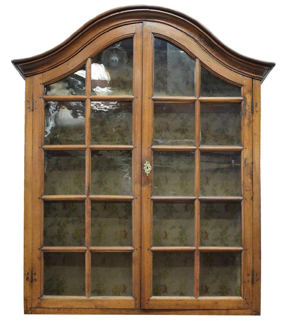 FRENCH HANGING / TABLE TOP GLAZED DOOR DISPLAY - 2