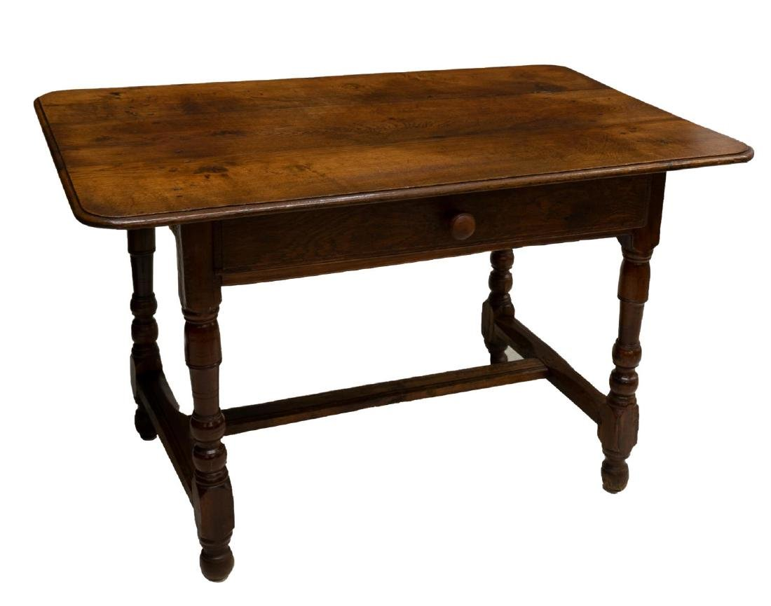 FRENCH PROVINCIAL WORK TABLE