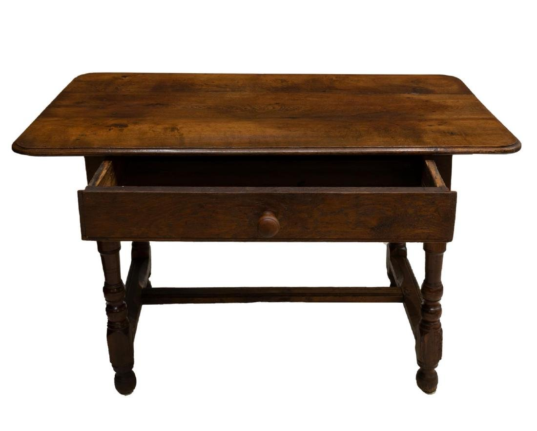 FRENCH PROVINCIAL WORK TABLE - 2