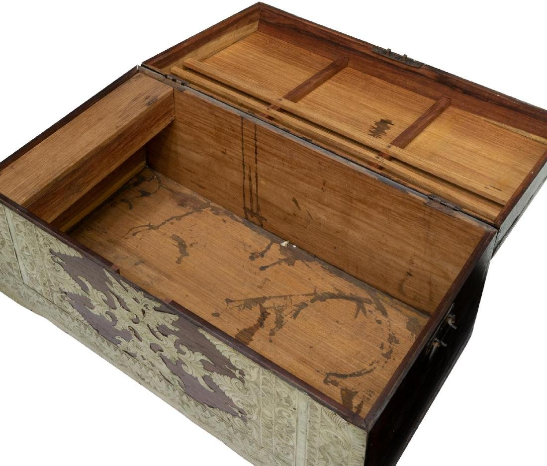 DIMINUTIVE ASIAN HARDWOOD TRUNK - 3