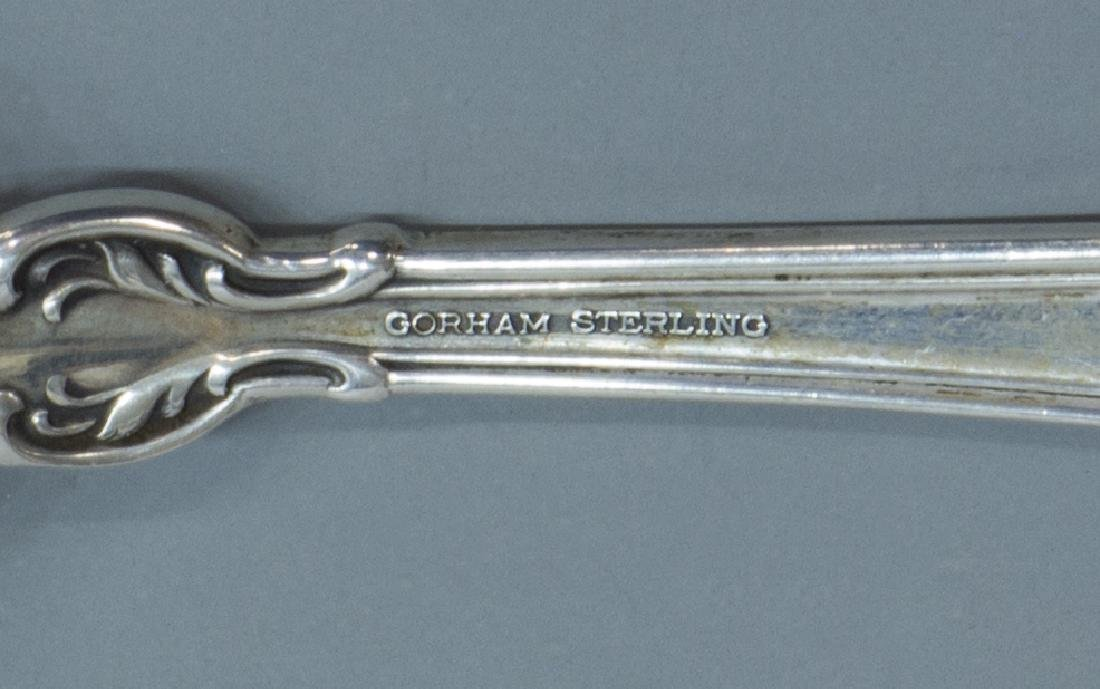 (72) GORHAM 'CHANTILLY' STERLING SILVER FLATWARE - 5