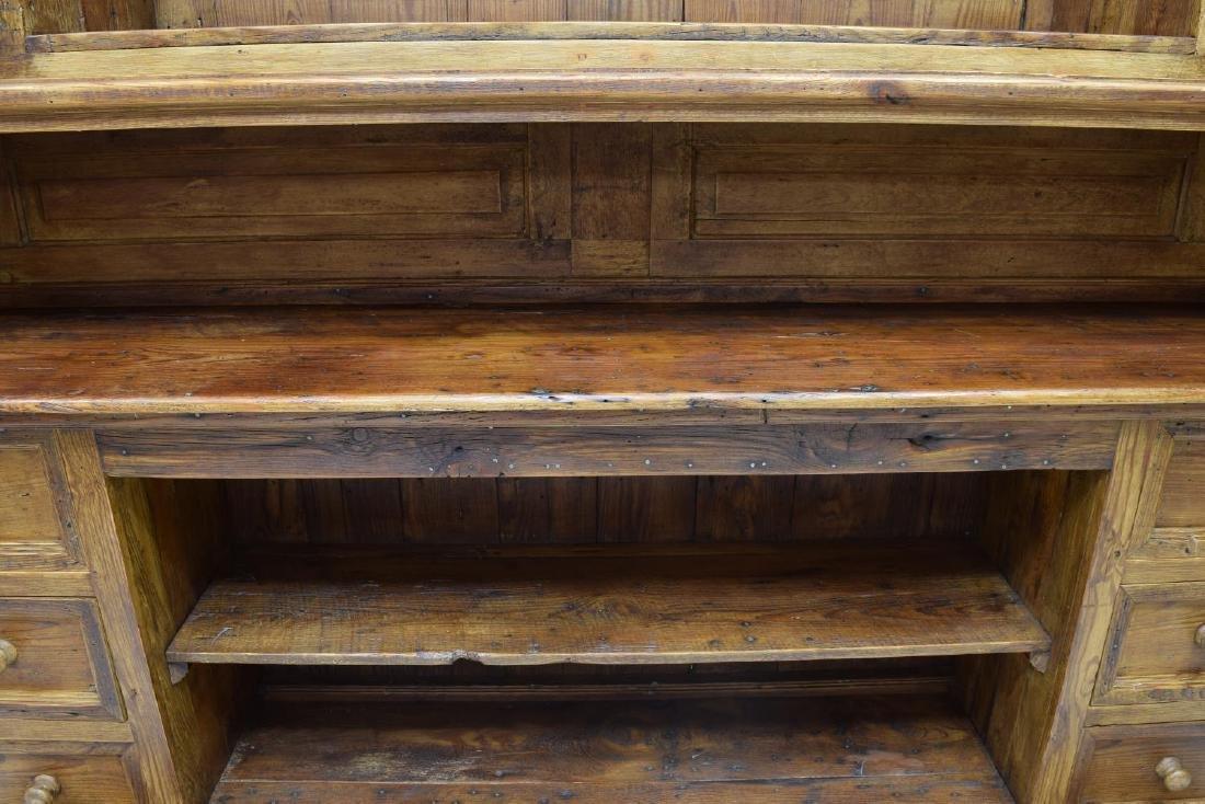 MONUMENTAL RECLAIMED WOOD SIDEBOARD - 3