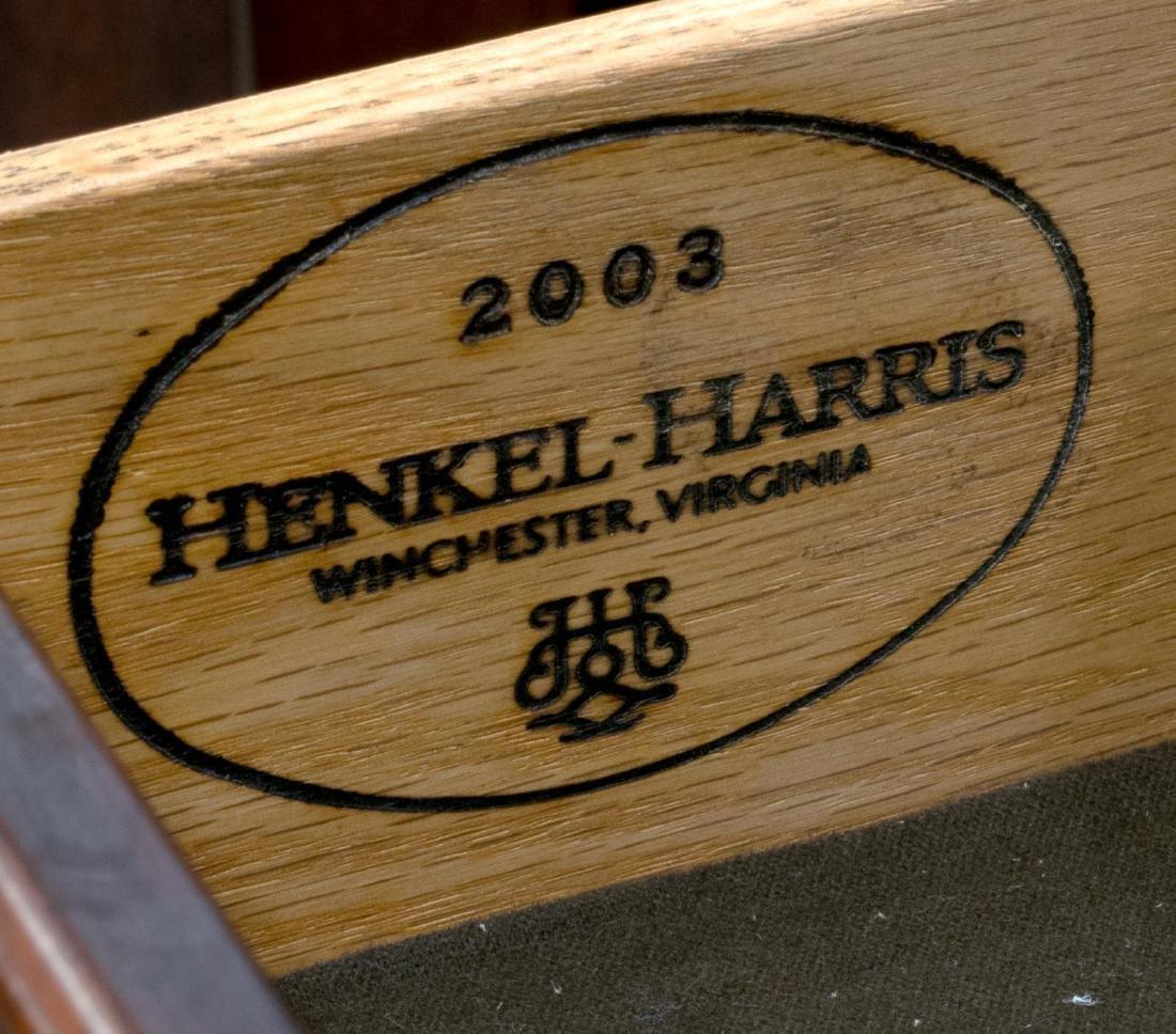 HENKEL-HARRIS MAHOGANY SIDEBOARD SERVER - 4