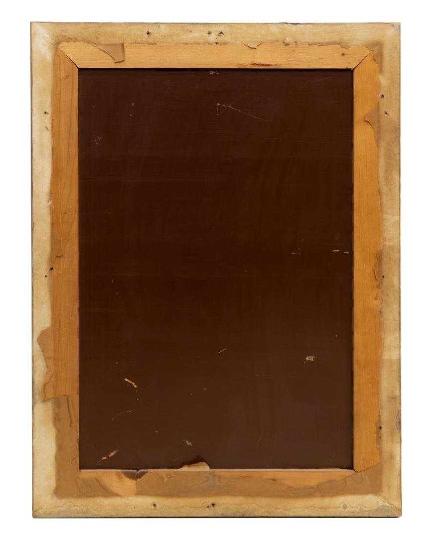 FRENCH DECORATIVE WALL MIRROR - 2