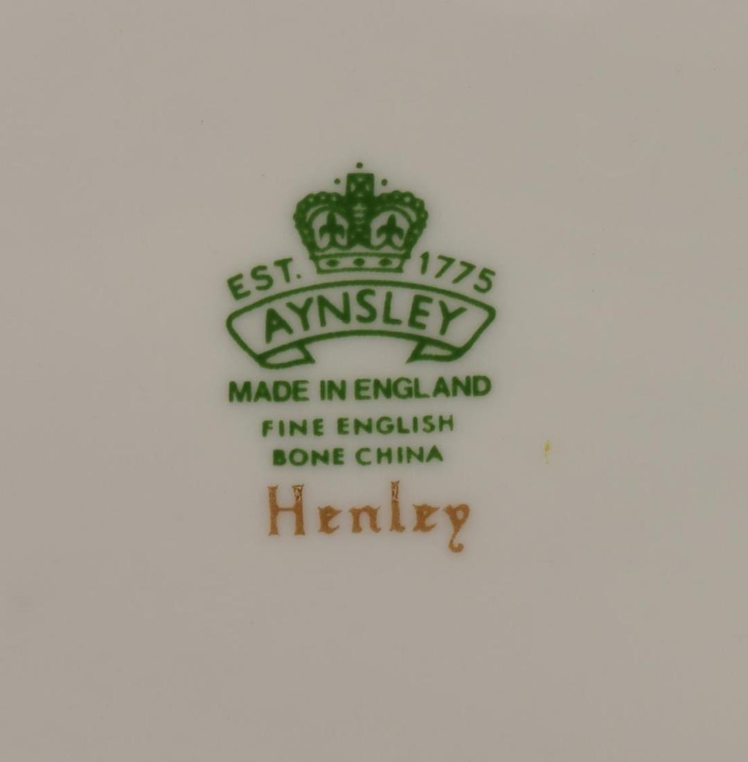(93) AINSLEY 'HENLEY' DINNER SERVICE FOR TWELVE - 5