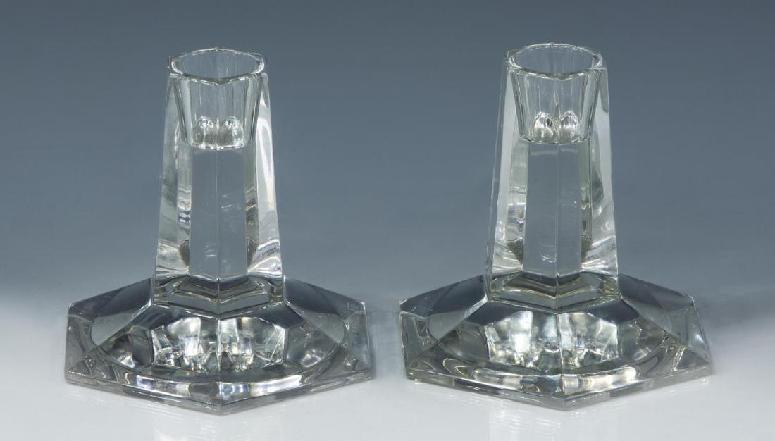 (11) TIFFANY & RIEDEL GLASSWARE - 4