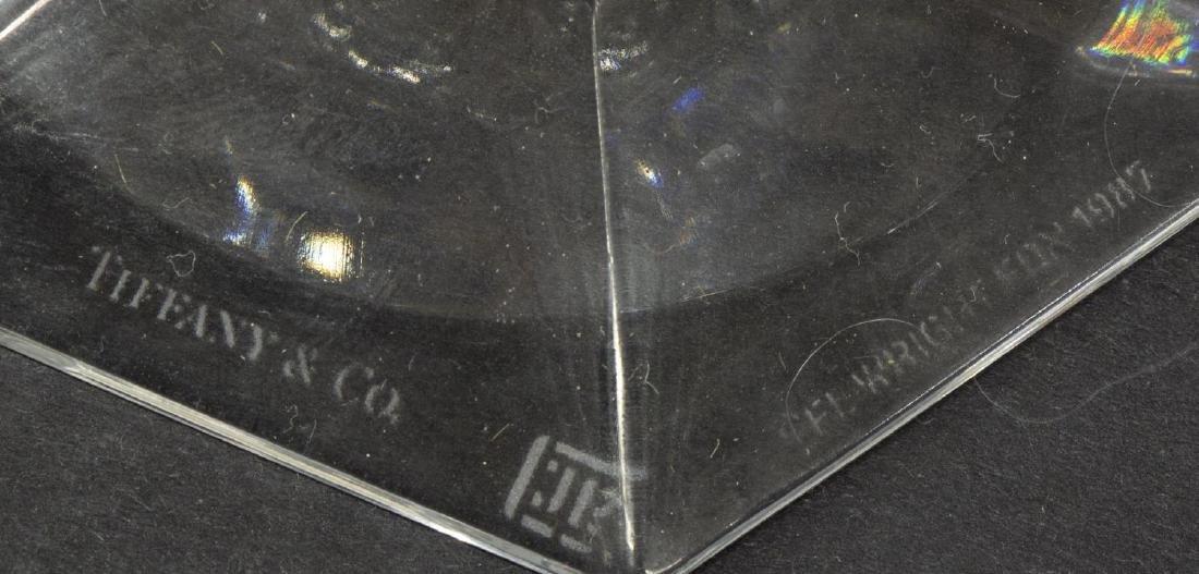 (11) TIFFANY & RIEDEL GLASSWARE - 5