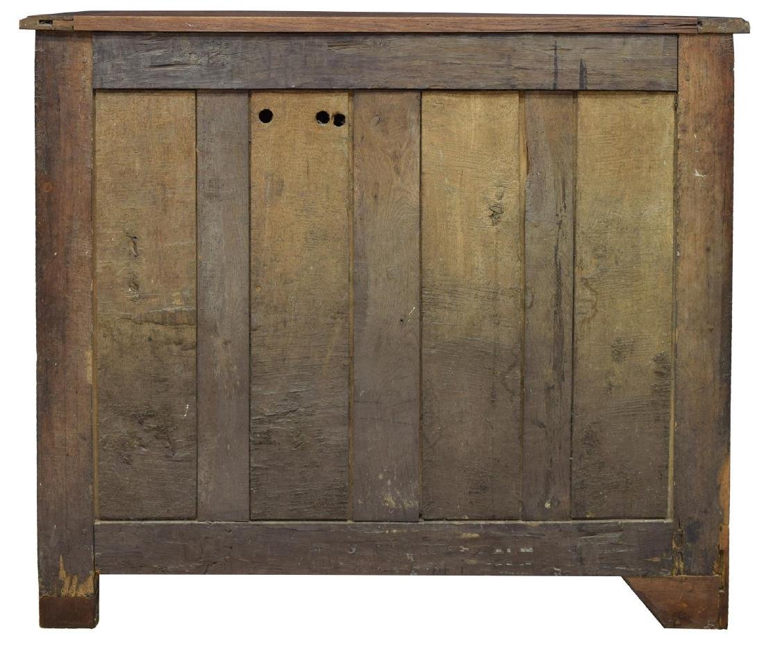 FRENCH 18TH C. LOUIS XVI OAK SIDEBOARD - 4
