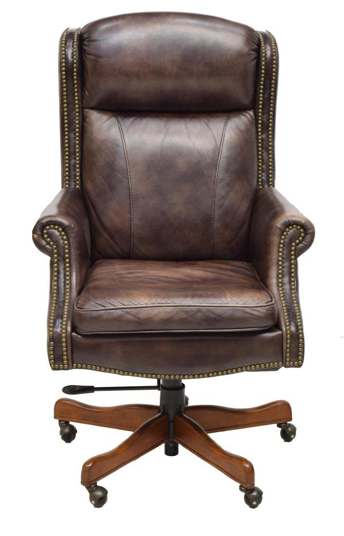 SEVEN SEAS SEATING 'EDISON' EXECUTIVE OFFICE CHAIR - 2