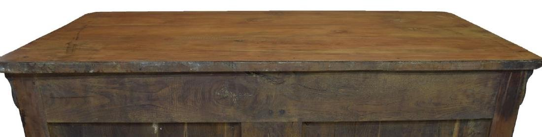 LOUIS PHILIPPE PERIOD FRUITWOOD BUFFET - 3