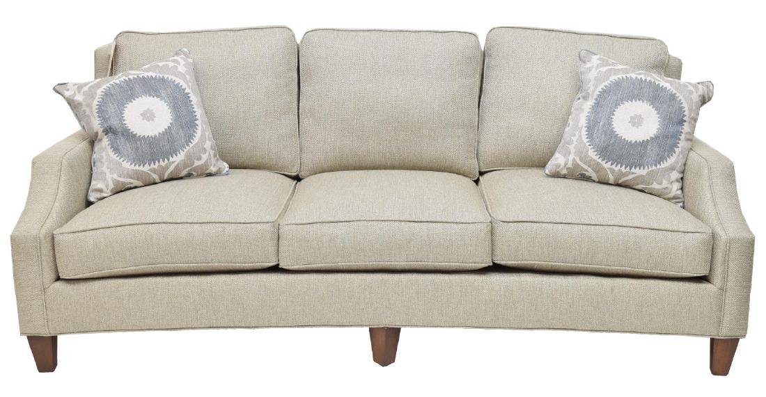 NEW SAM MOORE 'AUSTIN' THREE-SEATER SOFA - 2