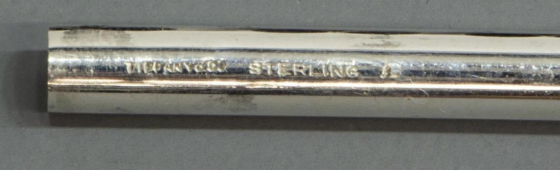 (17) TIFFANY & CO. STERLING SILVER DRINKING STRAWS - 3