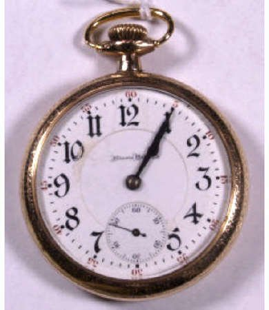 10: THREE OPERATING POCKET WATCHES ALL ILLINOIS