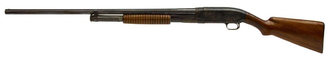 WINCHESTER MODEL 12 PUMP SHOTGUN, 12 GAUGE - 4