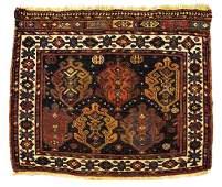 PERSIAN HANDTIED AFSHAR RUG 29 X 22