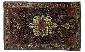ANTIQUE PERSIAN HANDTIED FERAGHAN RUG 64X310