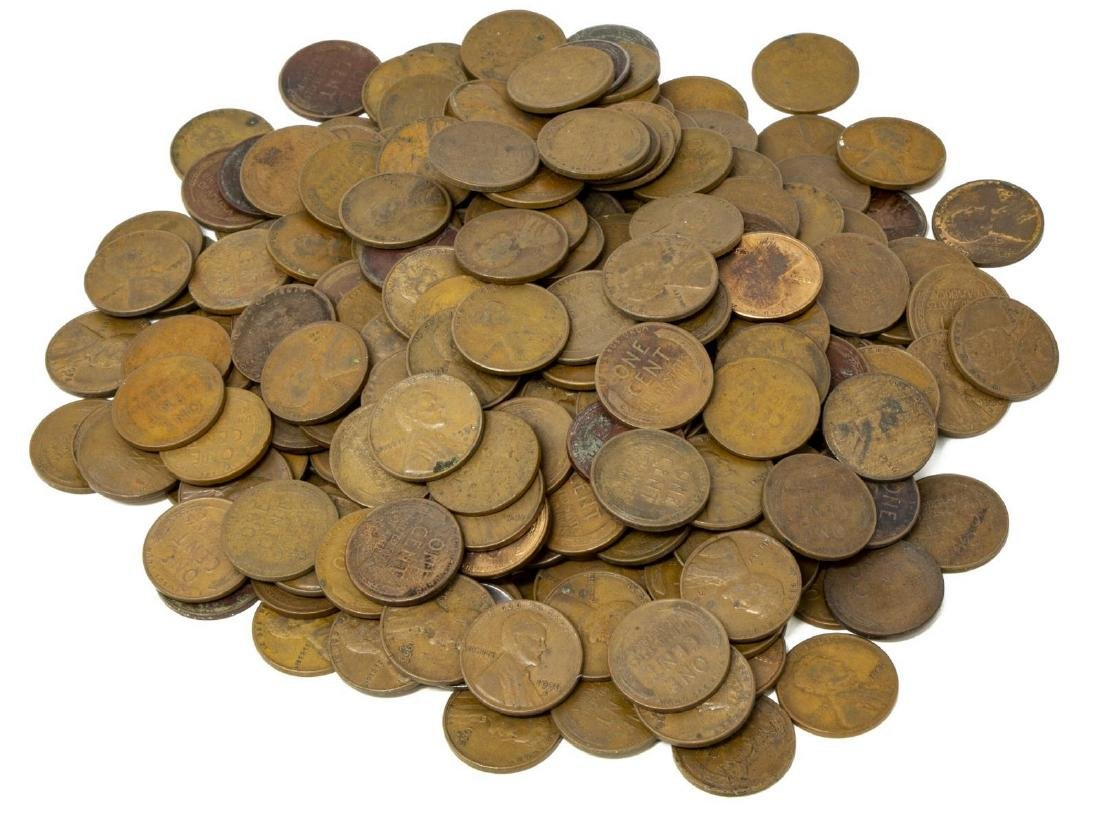 U.S. CURRENCY & COINS, LARGE QUANTITY - 2