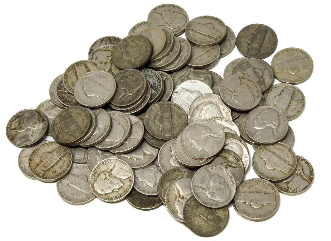 U.S. CURRENCY & COINS, LARGE QUANTITY - 3