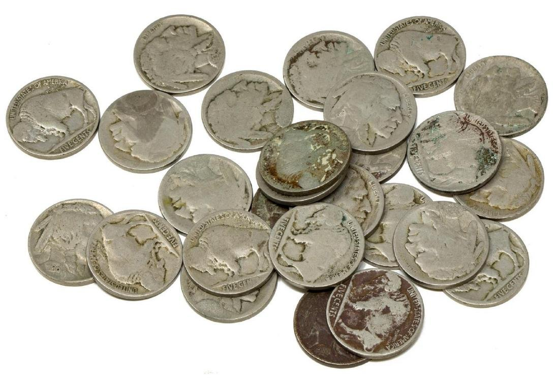 U.S. CURRENCY & COINS, LARGE QUANTITY - 5