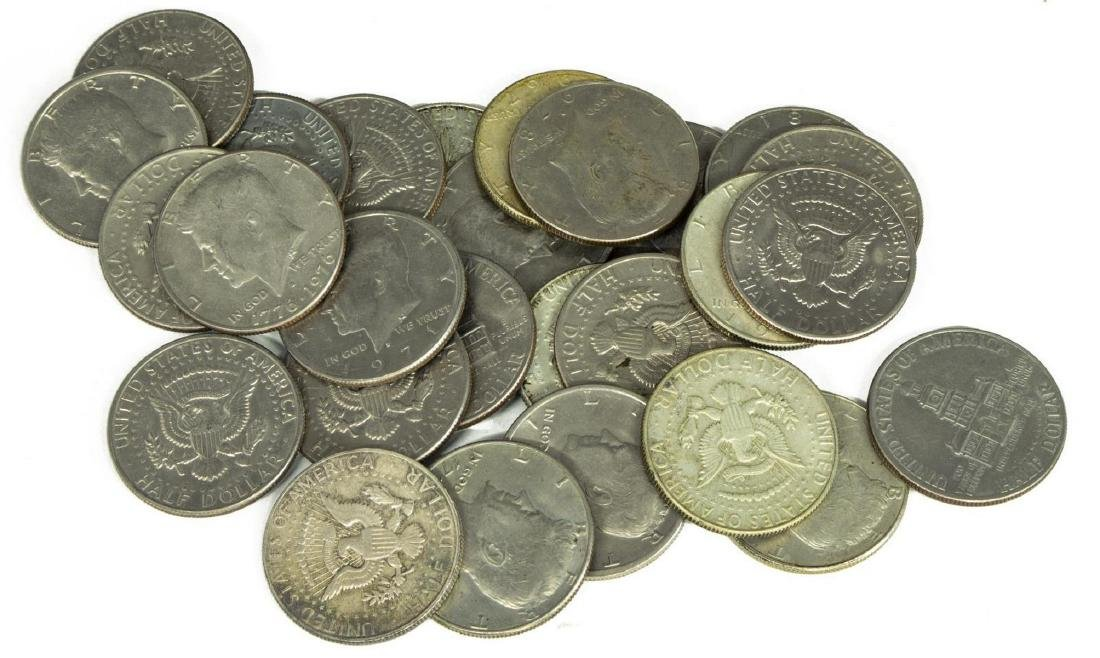 U.S. CURRENCY & COINS, LARGE QUANTITY - 6