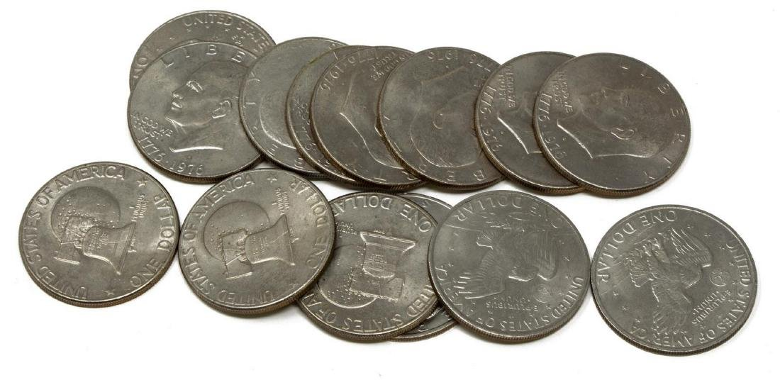 U.S. CURRENCY & COINS, LARGE QUANTITY - 7